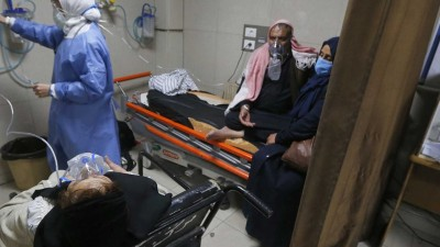 """فيروس """"كورونا"""" يواصل انتشاره في دمشق وريفها"""