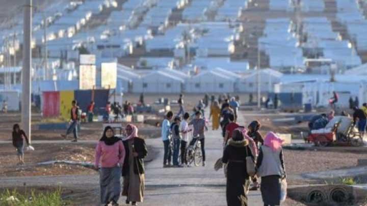 الأردن: صرفنا 12 مليار دولار على استضافة اللاجئين السوريين!