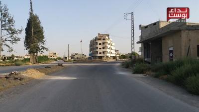 """جولة لعدسة """"نداء بوست"""" في بلدة مرج السلطان في الغوطة الشرقية (صور)"""