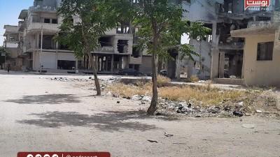 """عدسة """"نداء بوست"""" تتجول في بلدة """"مسرابا"""" بريف دمشق"""