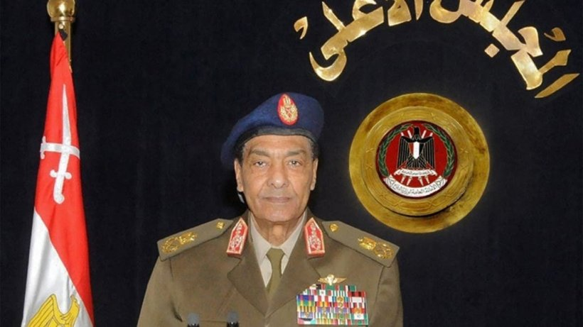 وفاة وزير الدفاع المصري السابق محمد حسين طنطاوي