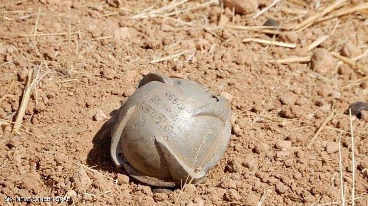 مُخلَّفات الحرب تقتل مدنيين في الحسكة