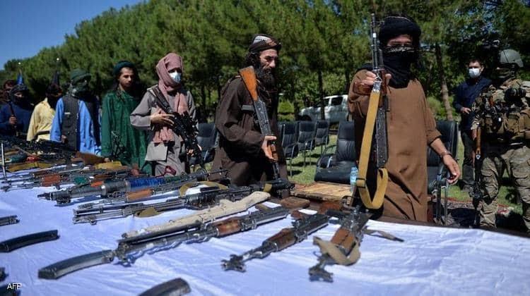 هل ترك البيت الأبيض أفغانستان للفوضى؟