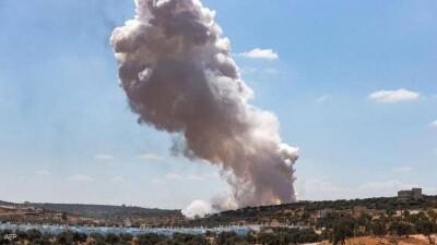 إصابات في صفوف المدنيين جرّاء قَصْف قوات الأسد ريفَيْ إدلب وحلب