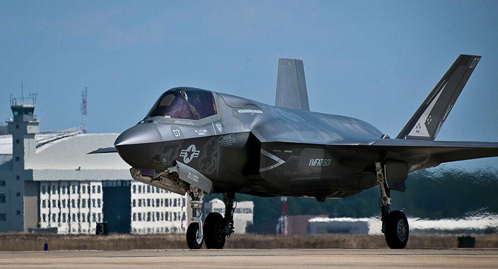 الولايات المتحدة تُخطر تركيا بإخراجها من برنامج إنتاج مقاتلات f35