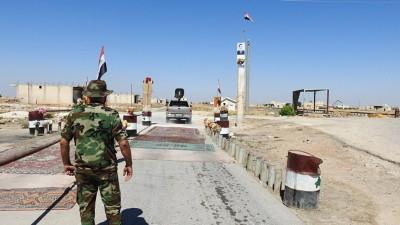 حملة مُداهَمات لعناصر الأسد غرب درعا