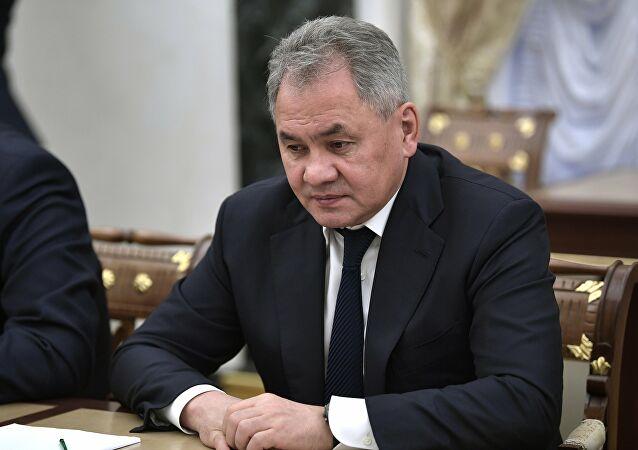 """الموت يفجع وزير الدفاع الروسي """"سيرغي شويغو"""""""