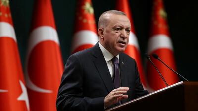 أردوغان: النظام السوري يُشكِّل خطراً على تركيا