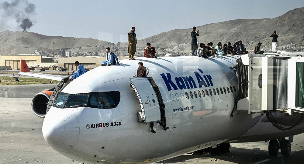 الفوضى بدأت.. الإعلان عن اختطاف طائرة أوكرانية في أفغانستان توجهت إلى إيران