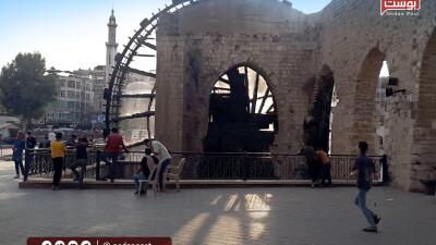 """جولة لعدسة """"نداء بوست"""" داخل مدينة حماة (صور)"""