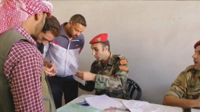 تسويات وقوائم مطلوبين في نوى غربي درعا
