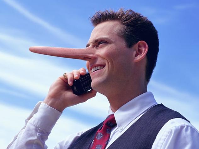 """""""أنا أكذب إذاً أنا موجود"""".. الكذب والعمل"""