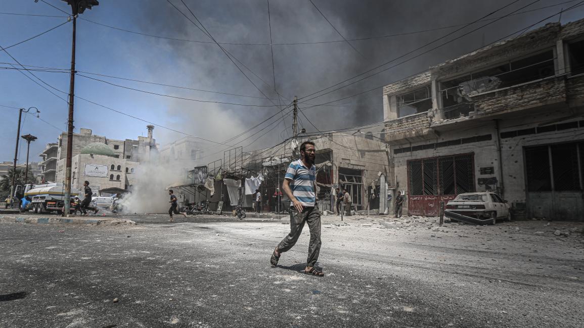 الائتلاف السوري يناقش التصعيد الروسي شمالي سوريا مع المبعوثة الأمريكية