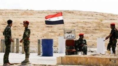 """قوات الأسد تشنّ حملة أمنية بهدف تجنيد الشباب في """"دير الزور"""""""