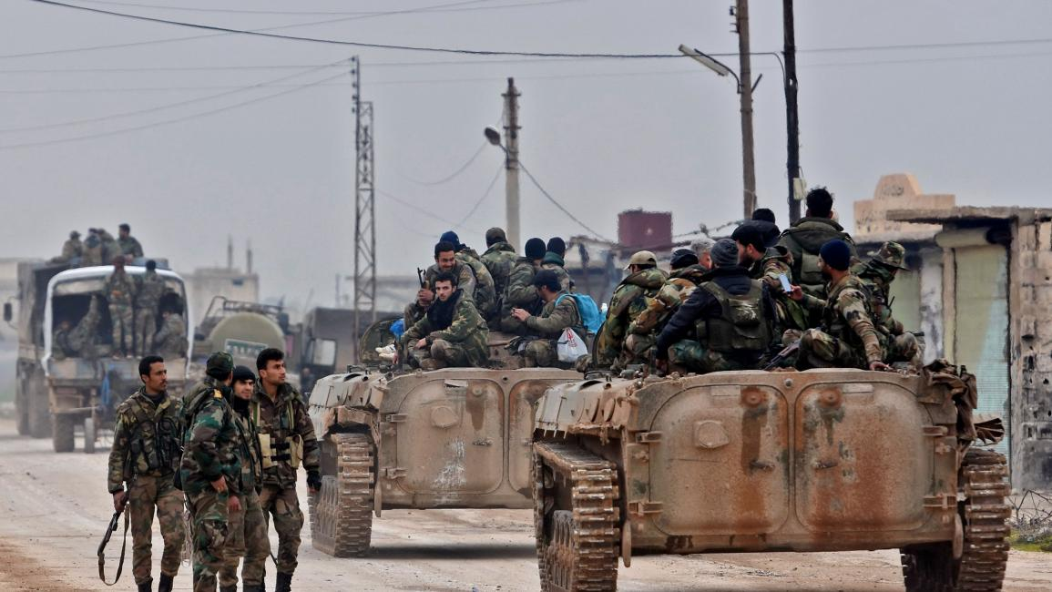 قتلى وجرحى من قوات النّظام السوري..والقبض على خلايا لتنظيم الدولة في درعا