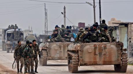 مواجهات البادية السورية تجبر روسيا على الاستعانة بوحدات عسكرية منتشرة في إدلب
