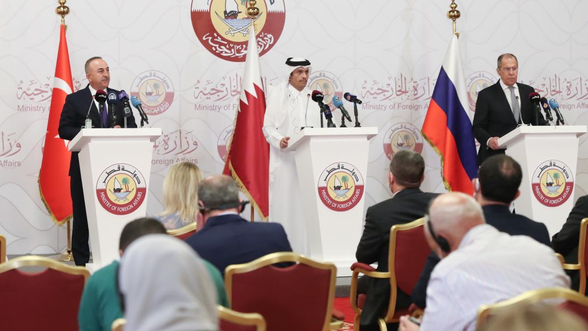 إيران تعلن موقفها من محادثات الدوحة بشأن سوريا