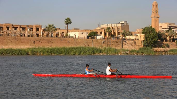إيران ترفض مناقشة العراق بشأن الحصص المائية