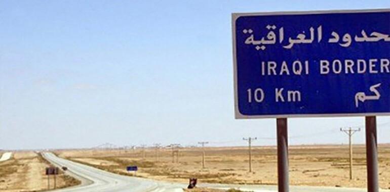 """توقيف 8 سوريين دخلوا الأراضي العراقية بطريقة """"غير شرعية"""""""