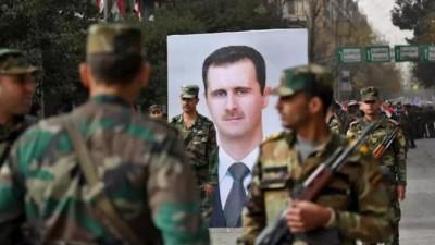 مخابرات الأسد تعتقل سيدة جنوب دمشق أثناء إجرائها مكالمة مع ولدها بالشمال السوري