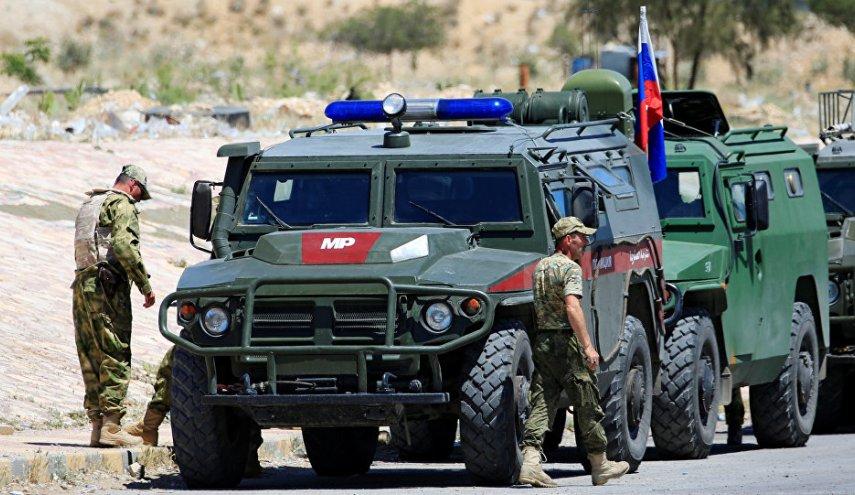 """الشرطة الروسية تعثر على لقاحات من فيروس """"كورونا"""" داخل شاحنة تابعة للحرس الثوري"""
