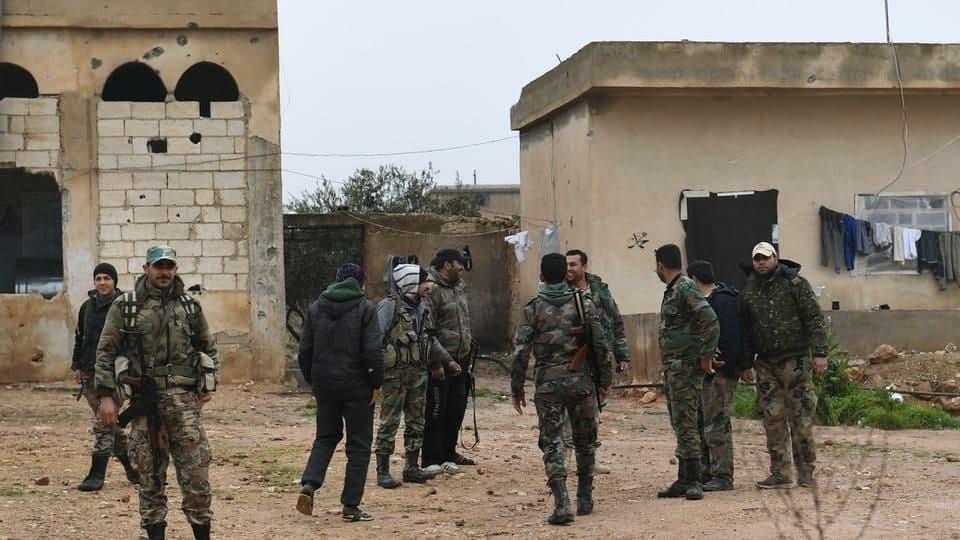 """قوات الأسد تعتزم افتتاح مركز للتسويات في """"المزيريب"""" غرب درعا"""