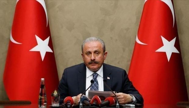 رئيس البرلمان التركي ينتقد سياسة أوروبا تجاه المهاجرين