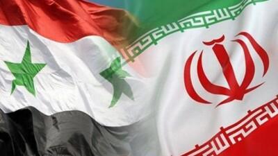 حكومة الأسد تُبدِي استعدادها للتعاون مع الفعّاليات والشركات الإيرانية