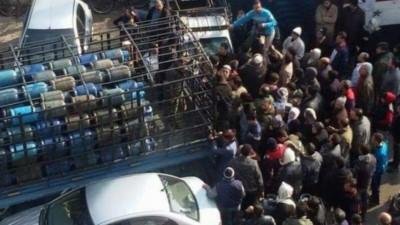 يوميات مواطن سوري.. أسطوانة الغاز المنزلي ترتفع لمستويات قياسية في درعا