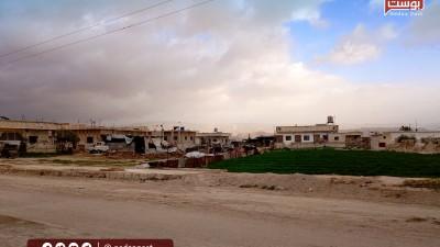 """جولة لعدسة """"نداء بوست"""" في حوش الضواهرة في الغوطة الشرقية بريف دمشق (صور)"""