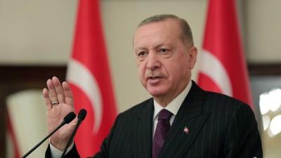 عاجل ll أردوغان: ما لم يحصل العالم الإسلامي على حقه في التعبير، وما لم تؤخذ في الحسبان مطالب إفريقيا وأمريكا اللاتينية وجنوب آسيا، فمن غير الممكن استمرار النظام العالمي الحالي