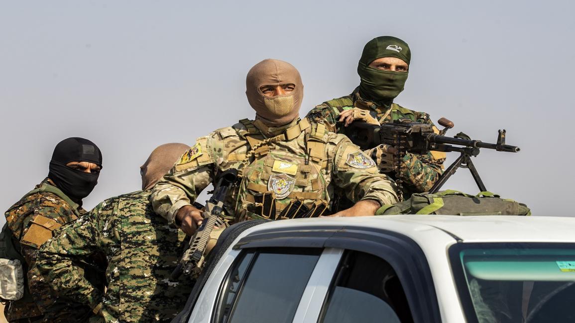 """""""قسد"""" يعتقل العشرات بتهمة الانتماء لتنظيم داعش"""