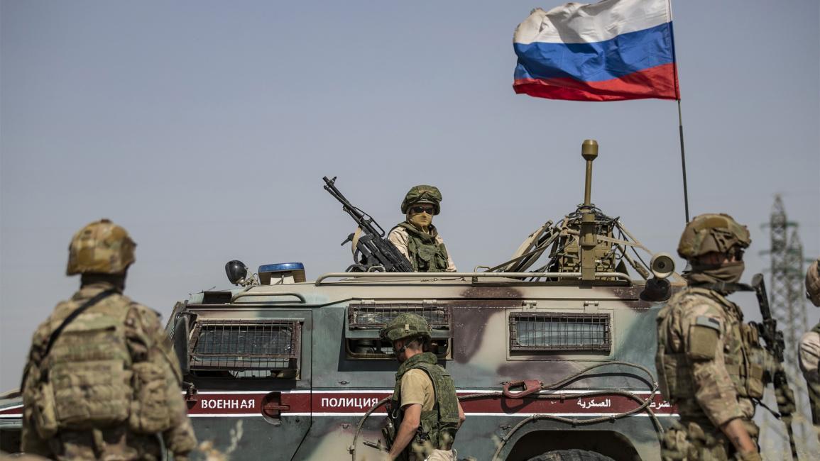 """وفد روسي في """"كناكر"""" بريف دمشق وبجعبته عدة مطالب"""