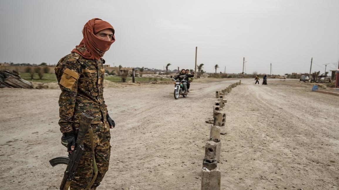 """""""قسد"""" يعتقل عدداً من النساء من عائلات """"تنظيم الدولة"""" في الحسكة"""