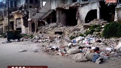 سياسة الكيل بمكيالين تزيد من معاناة أهالي الأحياء التي ناهضت نظام الأسد في حمص