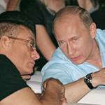 فان دام ينشر صورة تجمعه مع بوتين