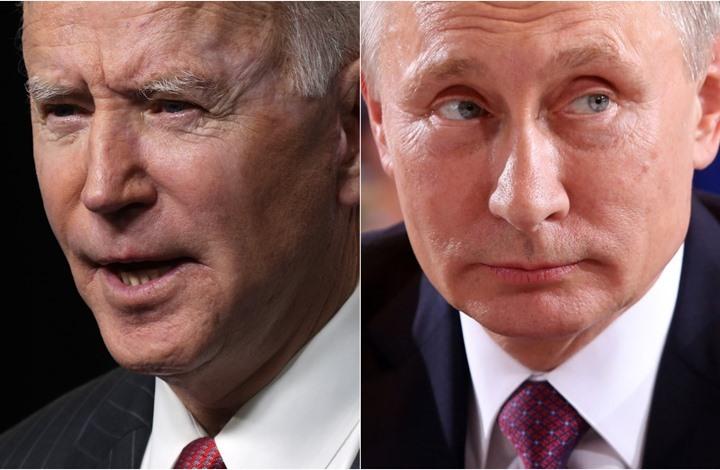 """صحيفة تكشف عن طلب بخصوص النظام السوري قدَّمه """"بوتين"""" لـ""""بايدن"""" في قمة جنيف"""
