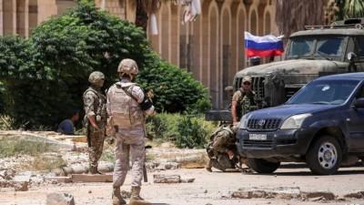 قوات الأسد تُحاصِر عدداً من قرى درعا