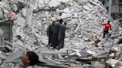 تقرير أممي يوثّق مقتل ما لا يقلّ عن 350 ألف قتيل في سورية