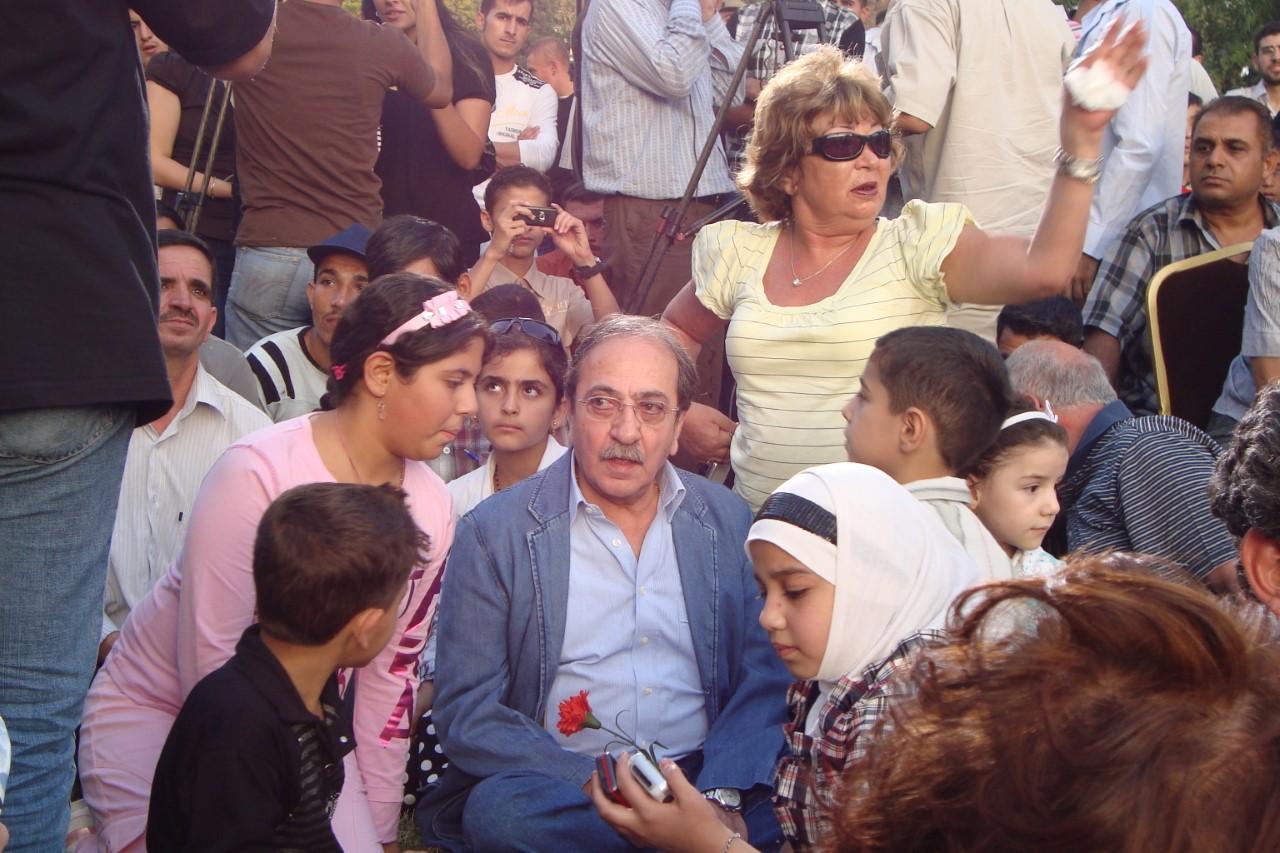 """دريد لحام يتحدث عن """"غضب إلهي"""" في دمشق.. ما القصة؟"""