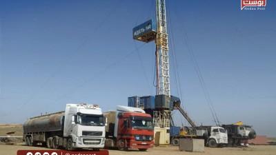 """شركة استثمار روسية تنتهي من حفر أكبر آبار النفط في حقل """"شاعر"""" شرق حمص"""