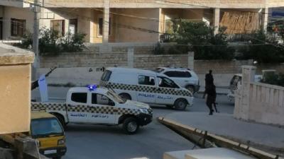 """قتلى وجرحى لـ """"الأمن العامّ"""" في إدلب جرّاء اشتباكات مع مجموعة مسلّحة"""