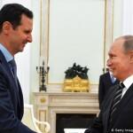"""سامر إلياس المتخصص في الشؤون الروسية لـ """"نداء بوست"""": اجتماع بوتين بالأسد دعاية روسية مرتبطة بتطوُّرات أفغانستان"""