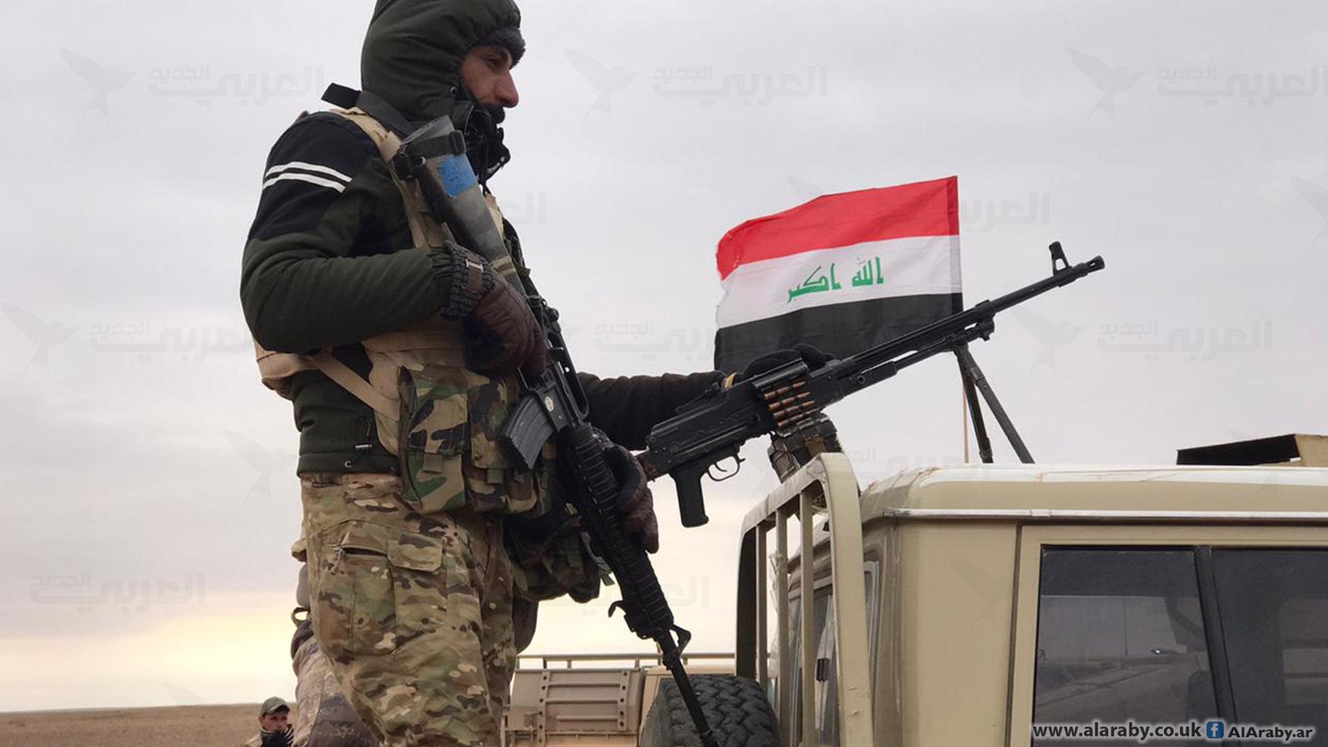 اعتقال قيادي في تنظيم داعش