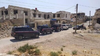 قوات الأسد تنشئ مركزاً للتسوية غرب درعا