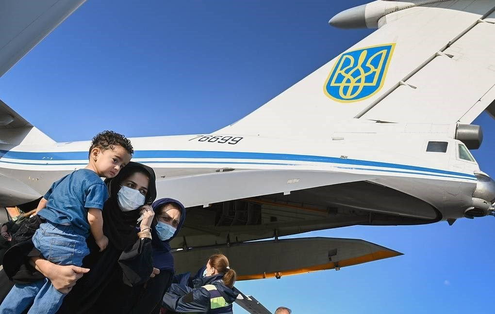 أوكرانيا تنفي اختطاف طائرتها وتوضّح تصريحات نائب وزير خارجيتها