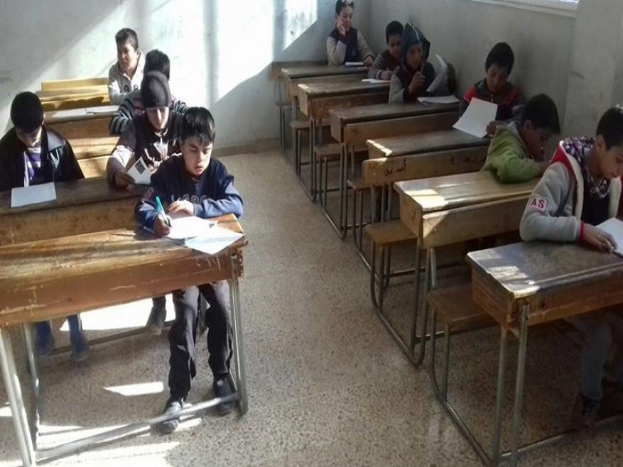 تربية إدلب تعلن عن نِسَب النجاح في الشهادتين الإعدادية والثانوية