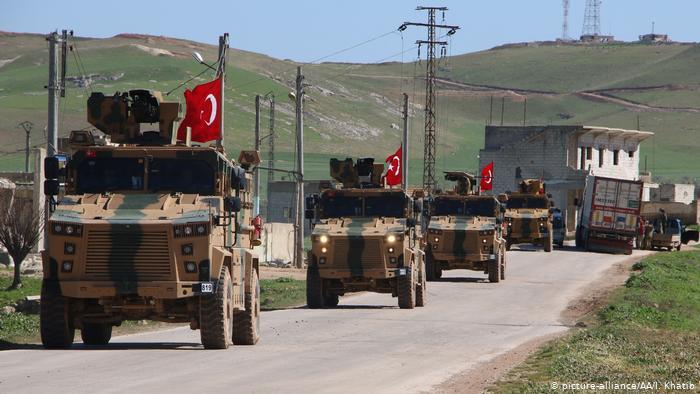 مقتل 3 جنود أتراك في إدلب
