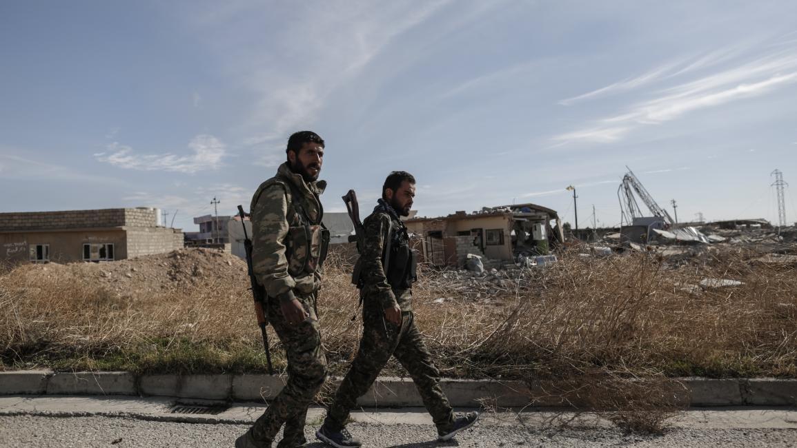 الحرس الثوري الإيراني يستولي على عشرات المنازل في دير الزور