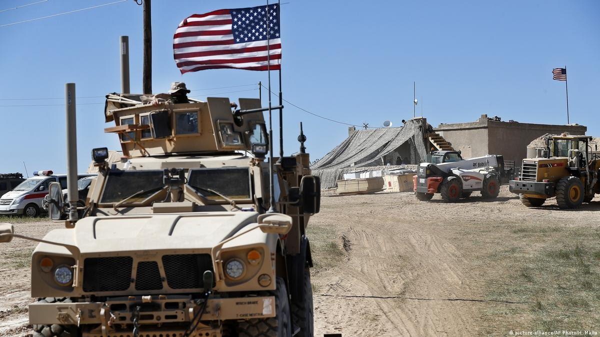 الشرق الأوسط يستعد لخروج الولايات المتحدة من سورية